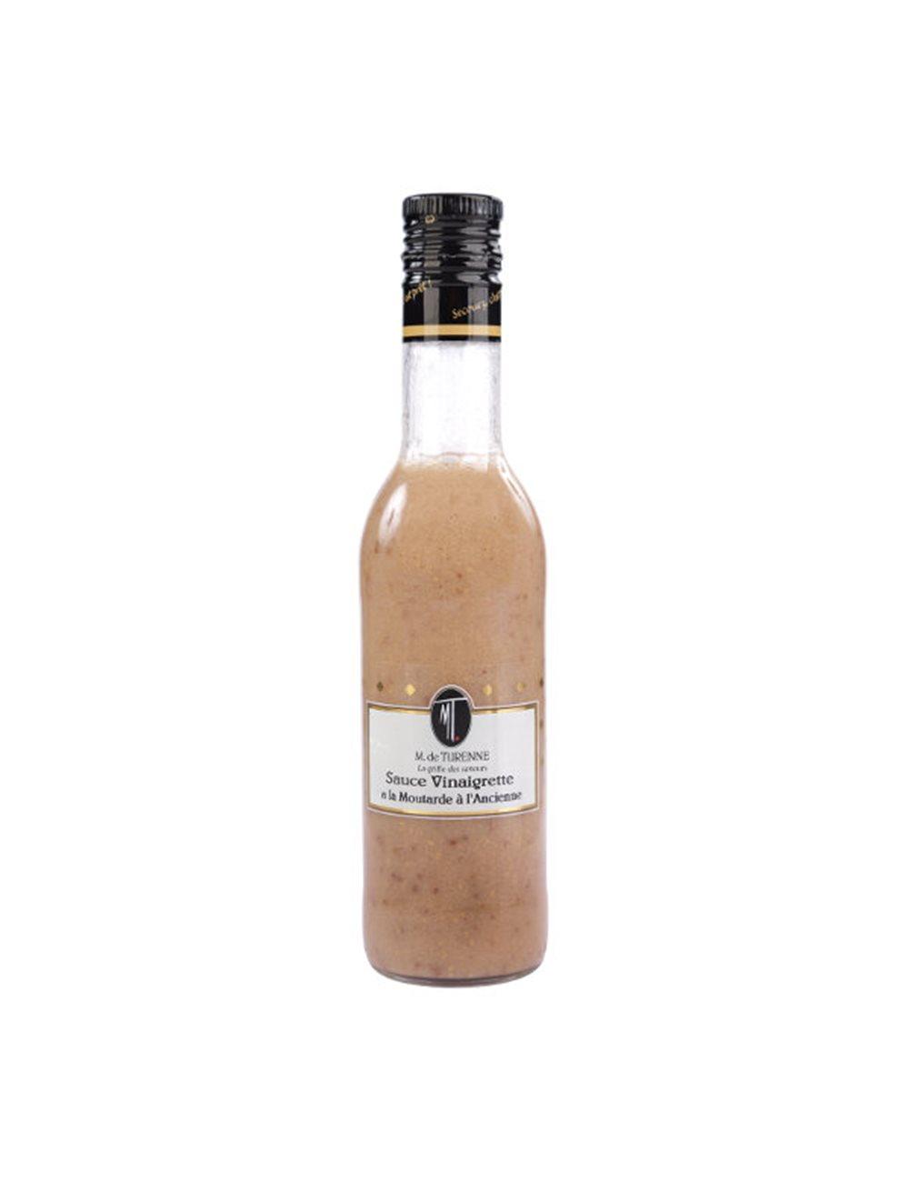 Vinaigrette A La Moutarde A L'Ancienne 375ml