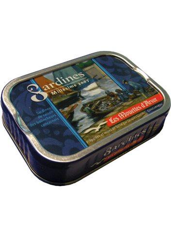 Premières sardines de saison 115g