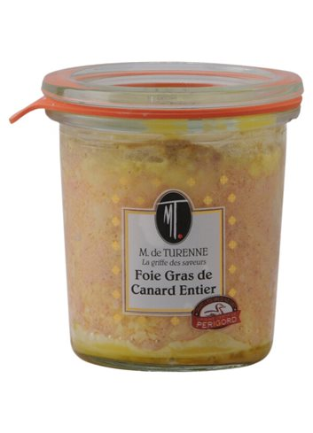 Foiegras Entier De Canard Bocal Lps 90g