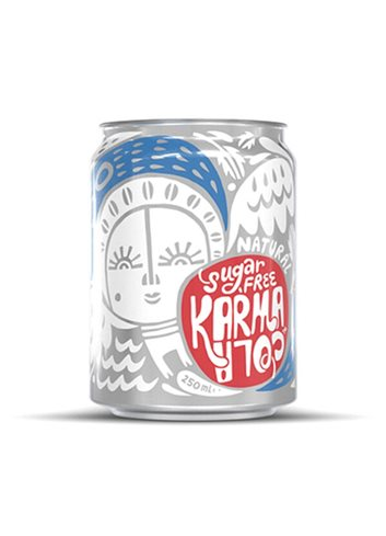 Karma Cola 250ml Sans Sucre