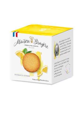 Fondants Citron 120g