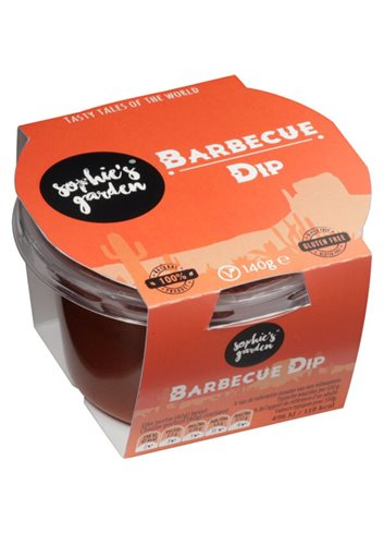 Barbecue dip 140g