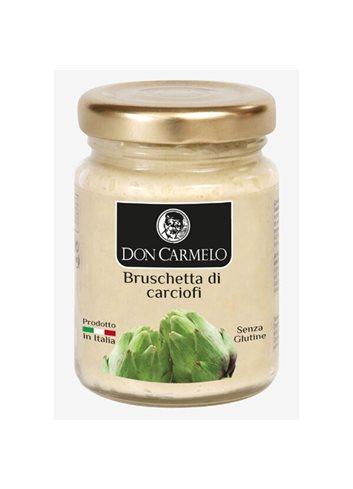 Bruschette met Siciliaanse Artisjokken 100g