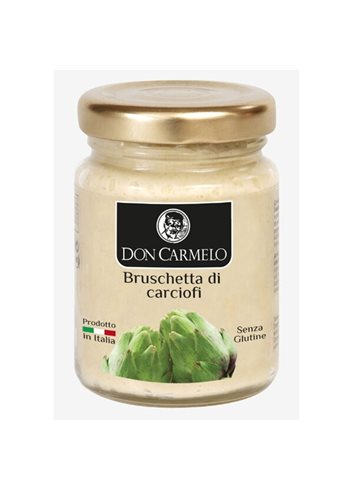 Bruschette aux Artichauts siciliens 100g