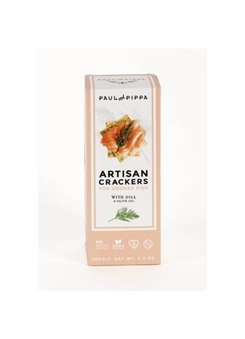 Artisan Crackers Dille 100g