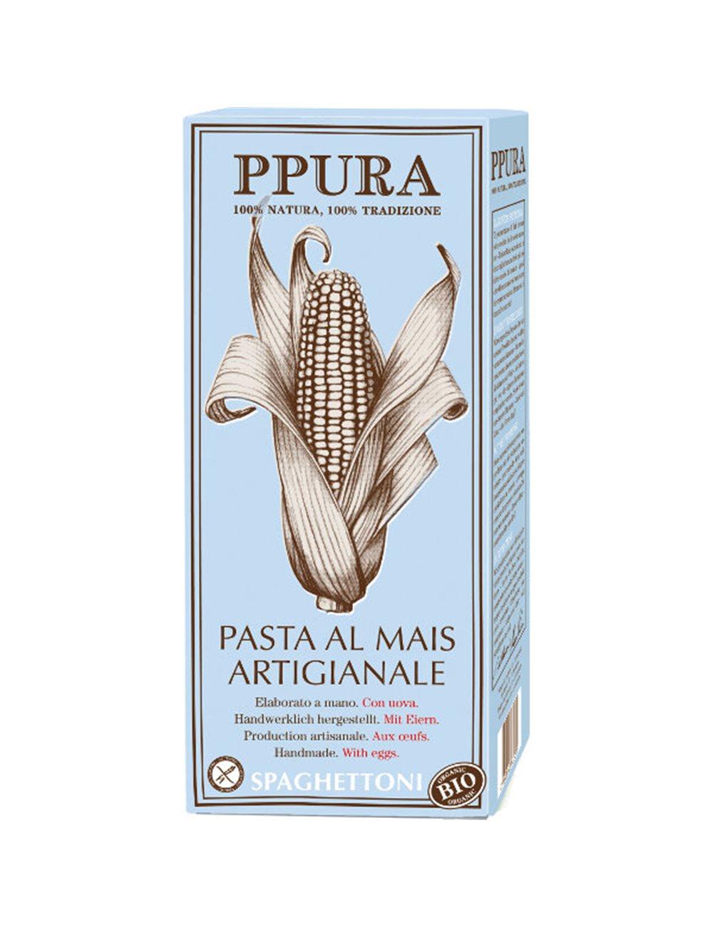 BIO Corn Linguine (glutenvij) 250g