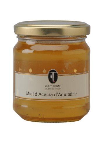 Acacia honing uit Aquitaine 250g