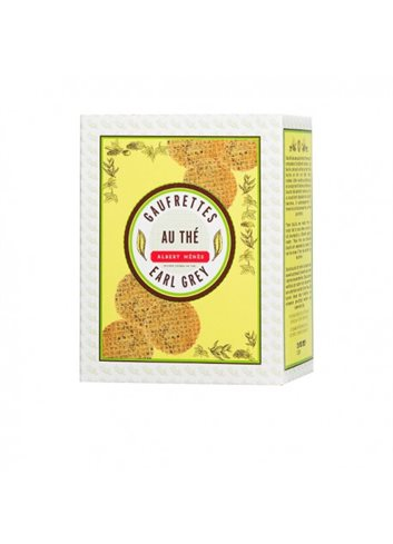 Earl Grey thee wafeltjes 85g