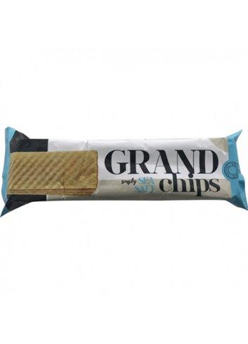 Lange chips zeezout 90g