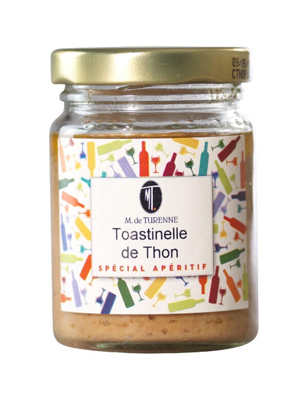 Toastinelle Tonijn pompelmoes 80g