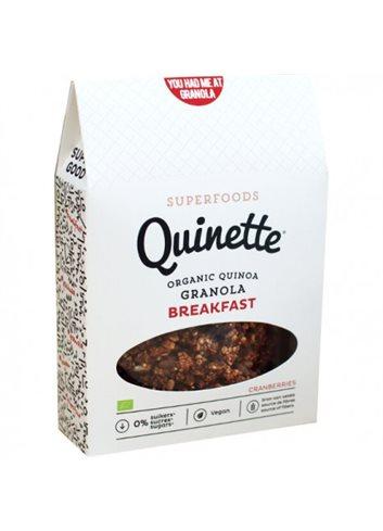 Quinoa Granola Ultimate BIO (vegan) 300g