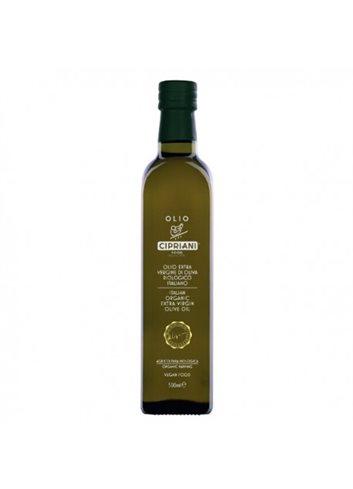 Huile d'olive extra vierge de Toscane 50cl
