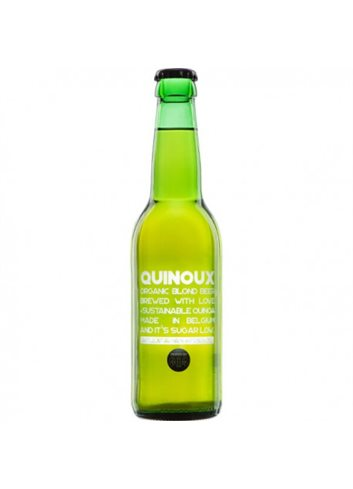 Quinoux quinoa bier 330ml