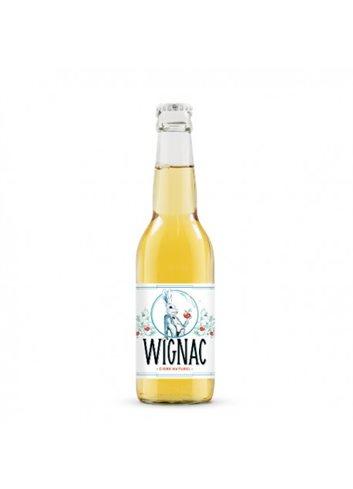 Natuurlijke Cider - De haas van Wignac 330ml