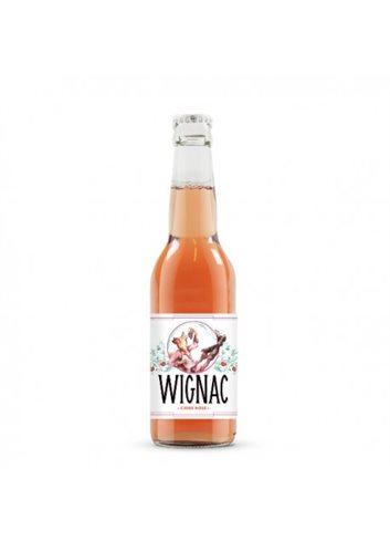 Rosé cider - De vos van Wignac 330ml