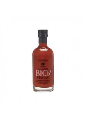 Aardbeien pulpazijn BIO 250ml