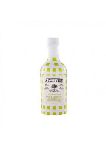 Sauce vinaigrette coco & citron vert 200ml
