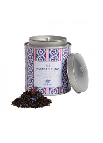Tea Discoveries - losse thee caddy Piccadilly Blend 100g