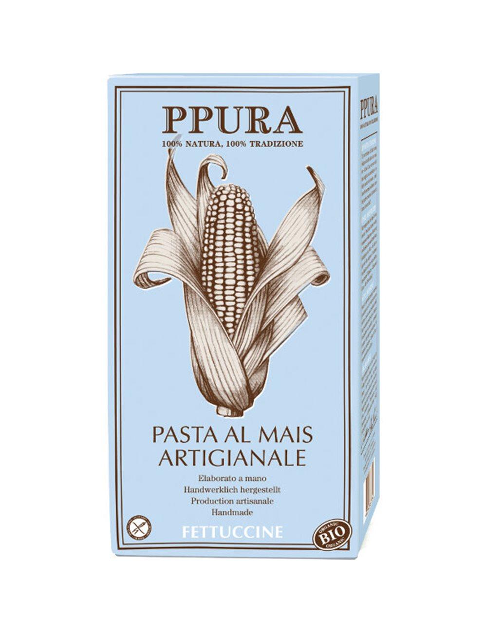 BIO Corn Fettuccine (glutenvij) 250g