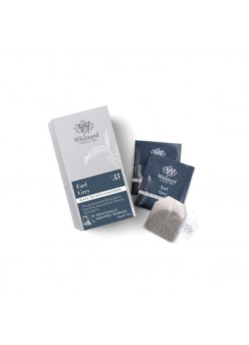 Sachets individuels 25s '19 Earl Grey Teabags 50g