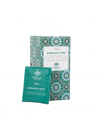 Tea Discoveries - Marrakech Mint Teabags 25 T&Es 50g