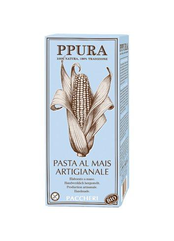 BIO Corn Paccheri BIO (sans gluten) 250g