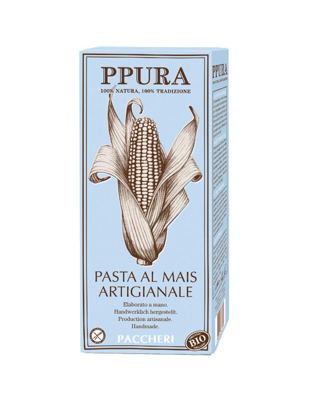BIO Corn Paccheri BIO (glutenvij) 250g