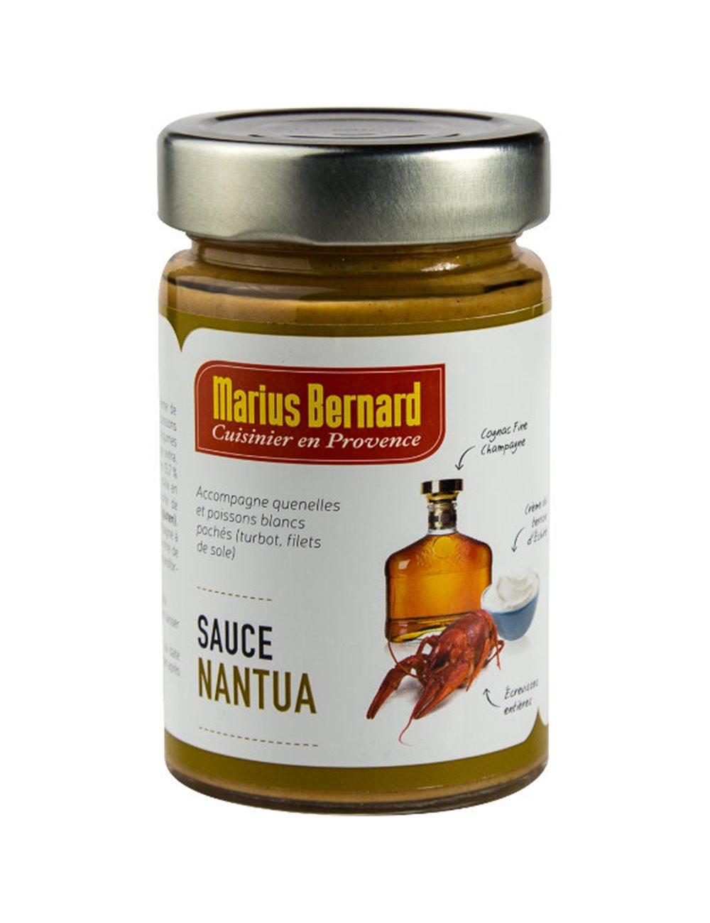 Sauce Nantua 190g