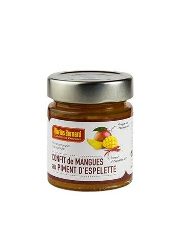 Mango & Espelette peper Konfijt 150g
