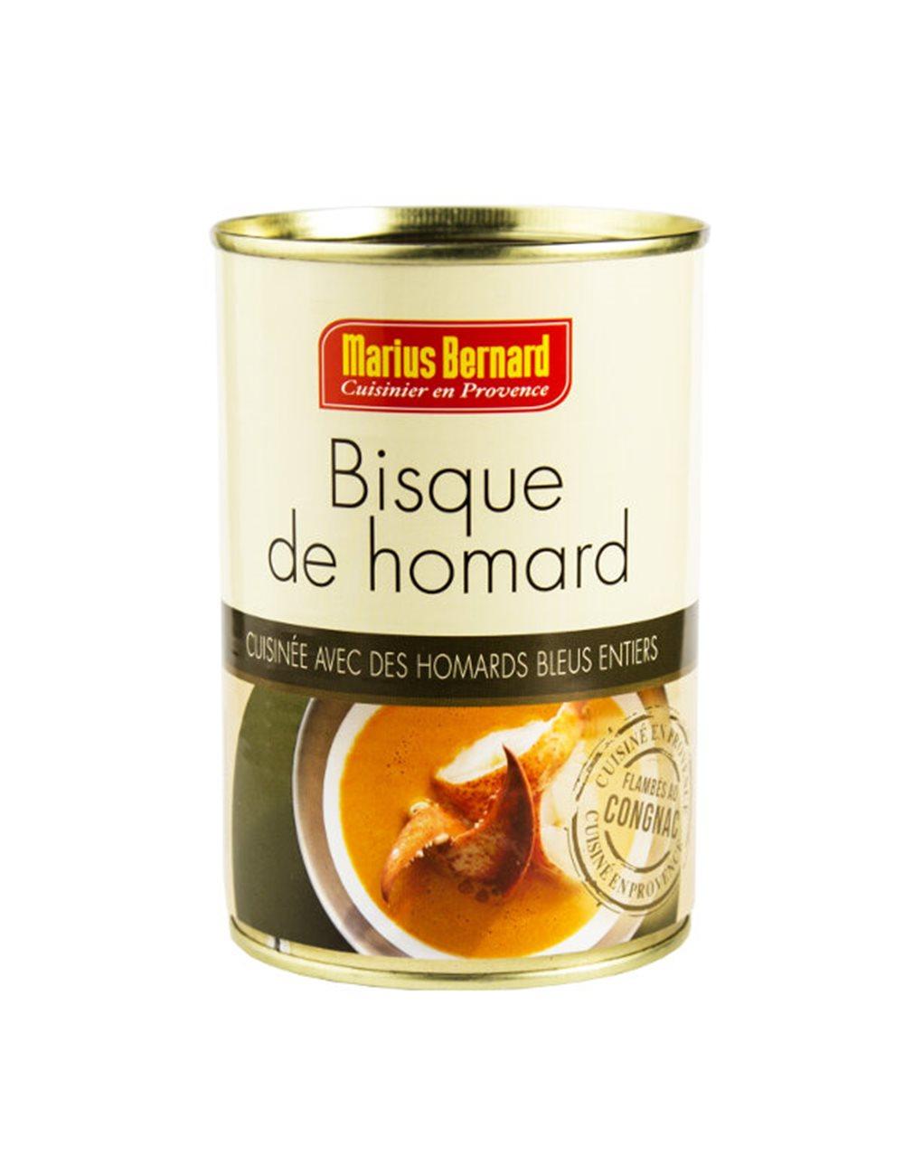 Bisque de Homard 400g