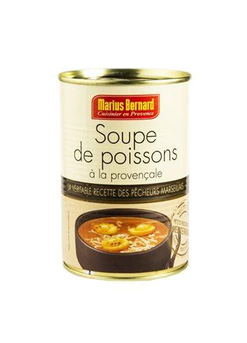 Soupe de Poissons 400g