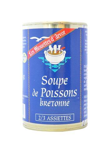 Soupe de Poissons Bretonne Boite 405g