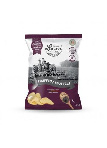 Les Chips de Lucien - Truff taste - 125g