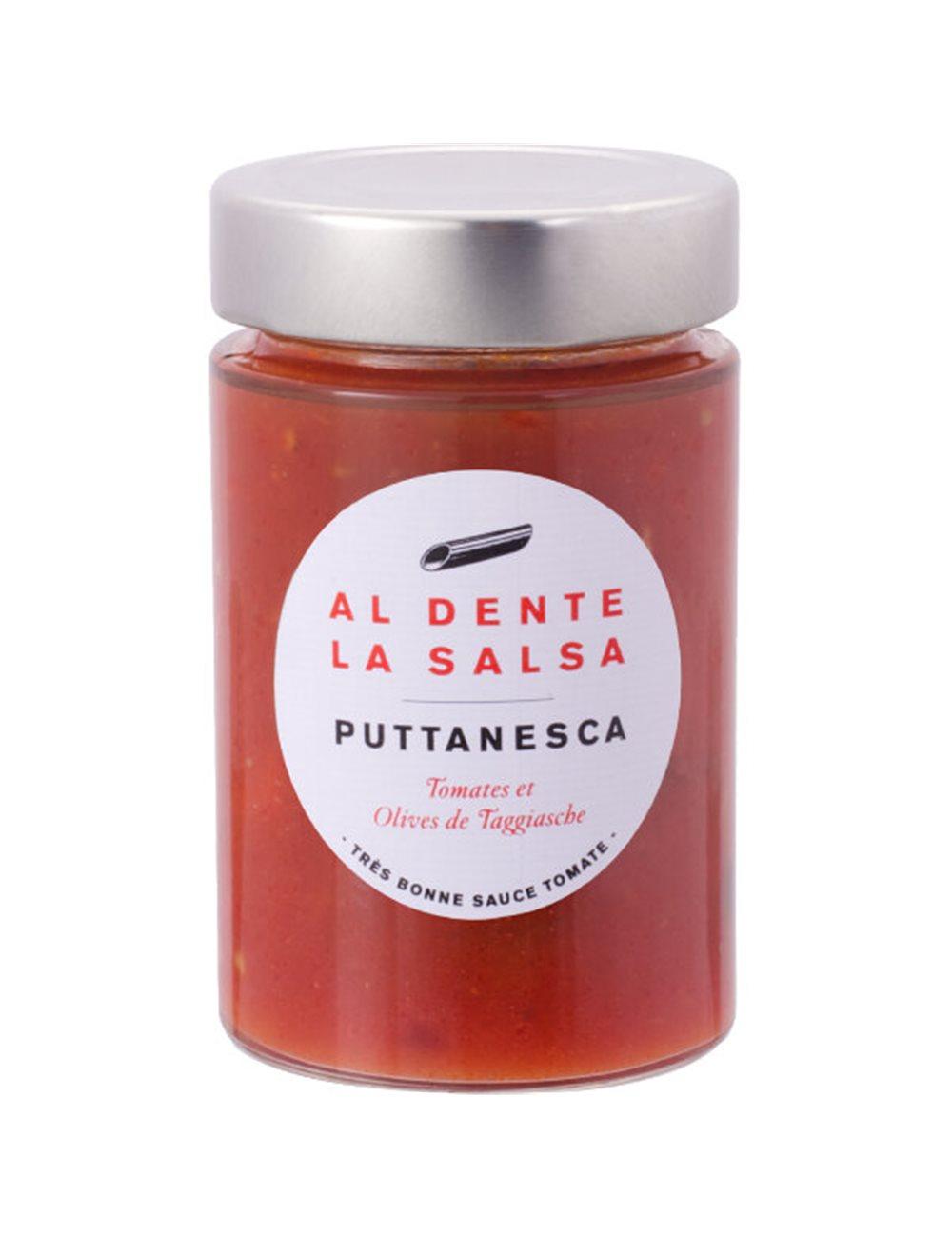 Tomatensaus Puttanesca 200g