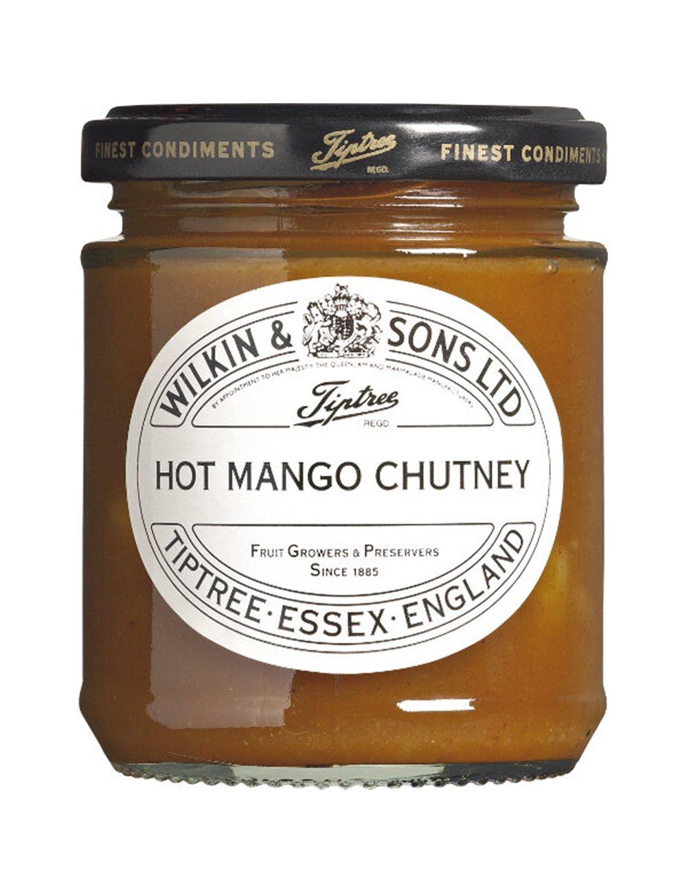 Hot Mango Chutney 220g