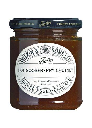 Hot Gooseberry Chutney 230g