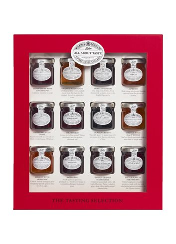 The Honey Tasting Selection 6x28g