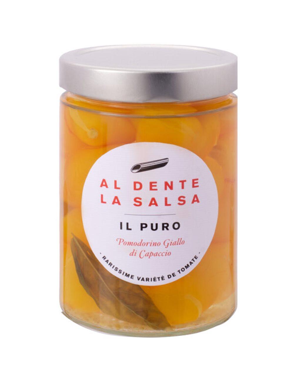 Tomate Cerise Jaune Entier(giallo) 540g
