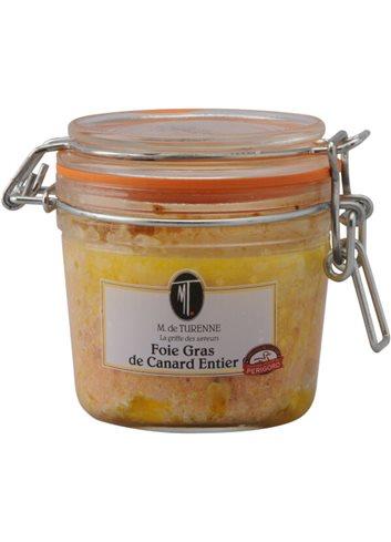 Foie Gras Entier Canard 180 GBocal Lps Igp Perigor