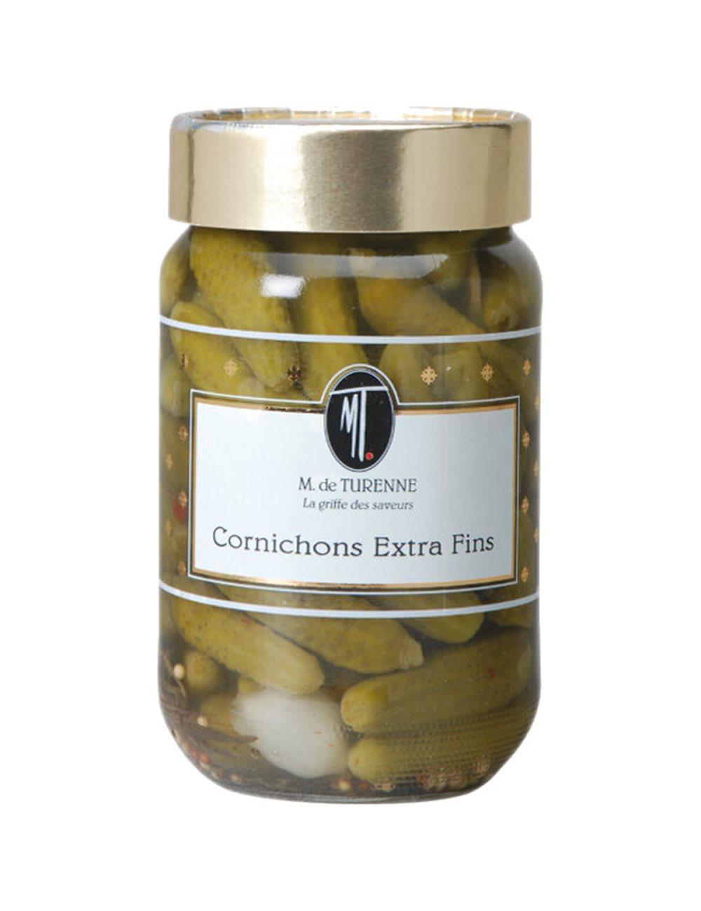Cornichons Extra-Fins 37cl