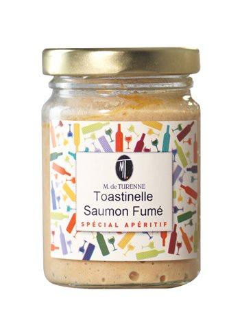 Toastinelle De Saumon Fume 80g