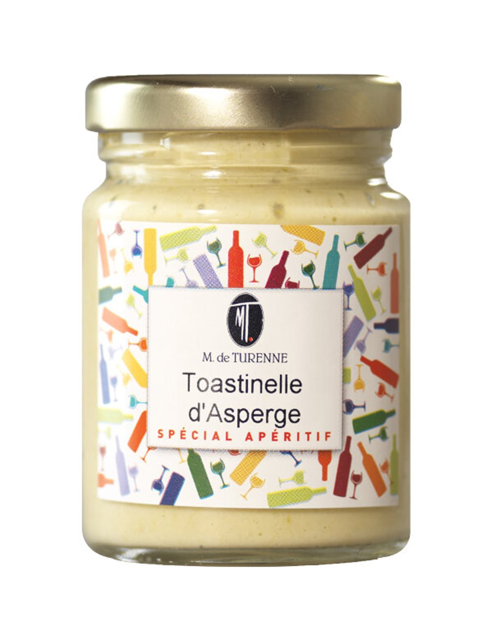 Toastinelles Asperges 100g
