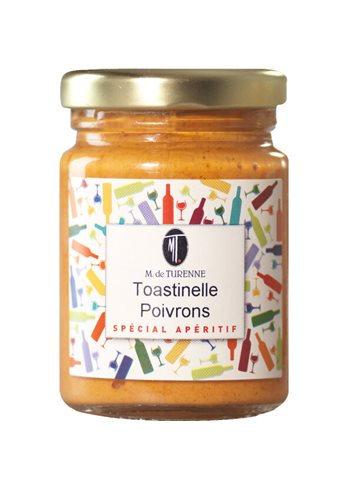 Toastinelles Paprika's 95g