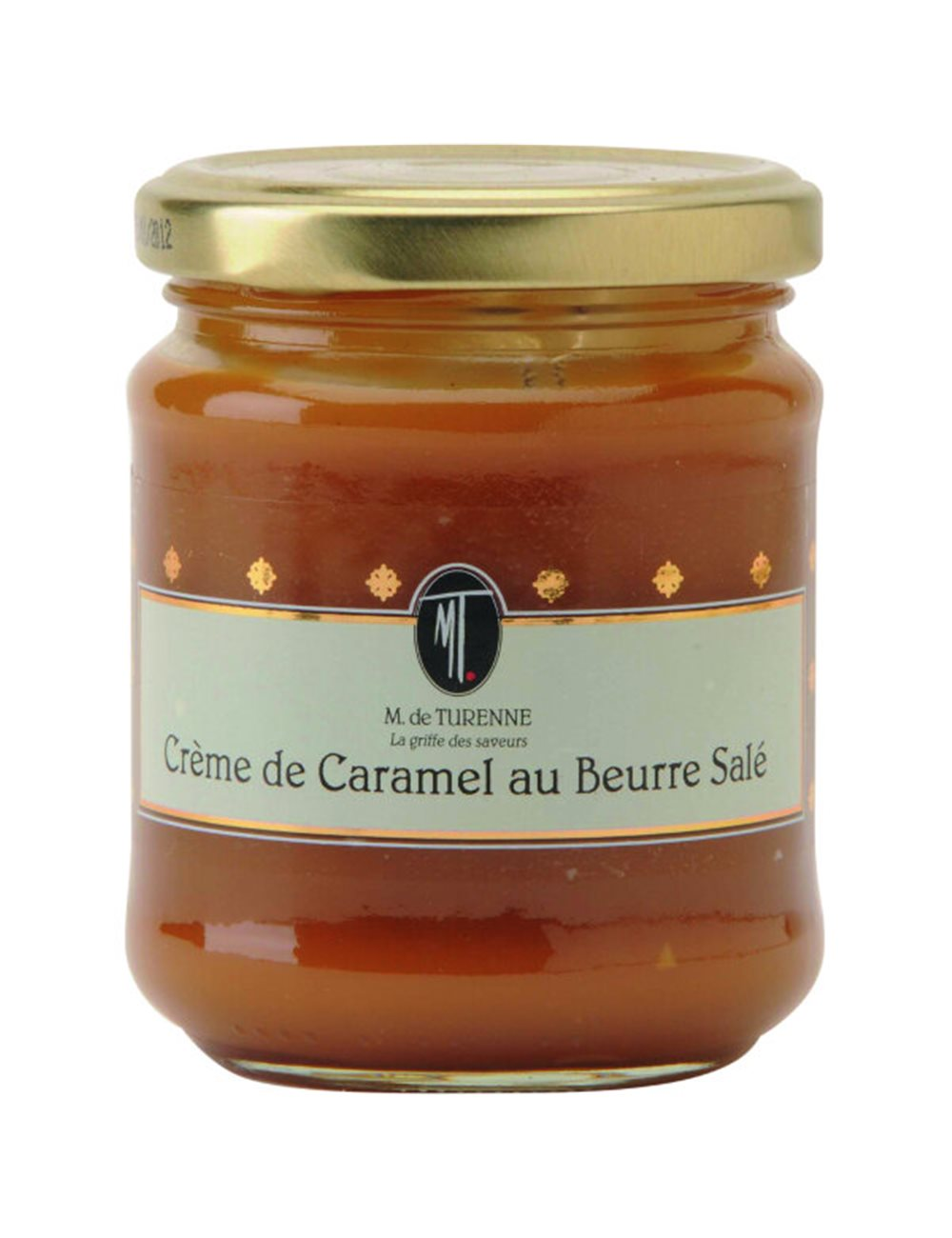 Creme De Caramel Au Beurre Sale 220g