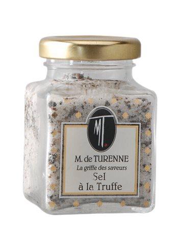 Sel A La Truffe Noire 100g