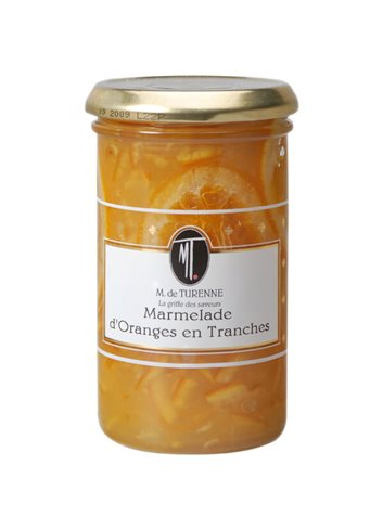 Marmelade Orange Tranche 320g