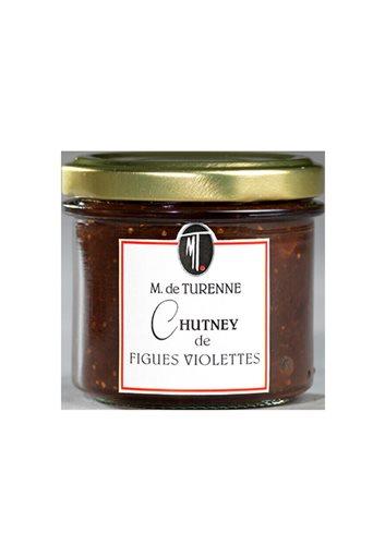 Chutney De Figue Violette 125g