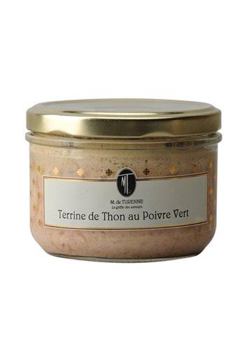 Terrine De Thon Au Poivre Vert 200g