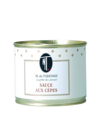 Sauce Aux Cepes Boite 190gr