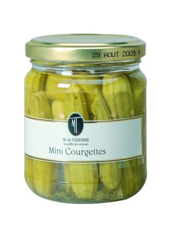 Mini Courgettes in Azijn 21cl